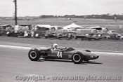 69565 - Jon Davison - Brabham Cosworth - Sandown 16th February 1969 - Photographer Peter D Abbs
