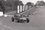 69566 - Jon Davison - Brabham Cosworth - Sandown 16th February 1969 - Photographer Peter D Abbs