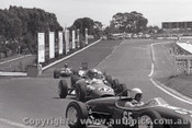 69580 - W. Wilson - Lotus 18 & D. Uebergang - Gemini F3 - Sandown 16th February 1969 - Photographer Peter D Abbs