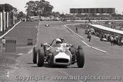 69581 - W. Wilson - Lotus 18  - Sandown 16th February 1969 - Photographer Peter D Abbs