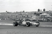 69586 - Frank Gardner - Mildren Alfa - Sandown 16th February 1969 - Photographer Peter D Abbs