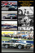 John Goss & Armin Hahne  -  A collection of 5  photos from Bathurst 1985 -  -  A collection of 5  photos from Bathurst 1985 - Jaguar XJ-S
