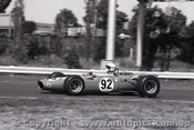 69591 - A. MacGregor - MacGregor GR1 Cosworth - Sandown  1969 - Photographer Peter D Abbs