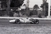 69594 - J. Mellen - Brabham - Sandown  1969 - Photographer Peter D Abbs