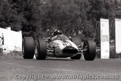 69599 - P. Larner Brabham BT18  - Sandown  1969 - Photographer Peter D Abbs