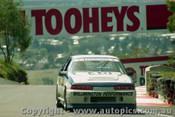 92742  - John Leeson / Rohan Cooke - Holden Commodore VL  -  Bathurst 1992 - Photographer Lance J Ruting