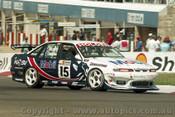 97725 -  C. Lowndes / G. Murphy -  Holden Commodore VS - Bathurst 1997- Photographer Marshall Cass