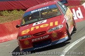 97730 - D. Johnson / J. Bowe  - Ford Falcon EL - Bathurst 1997 - Photographer Ray Simpson