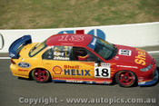 97732 - S. Johnson / C. Baird  - Ford Falcon EL - Bathurst 1997 - PPhotographer Ray Simpson