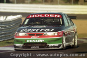 97735 - L.Perkins / R. Ingall  Holden  Commodore VS -1st Outright - Bathurst 1997 - Photographer Ray Simpson