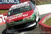 97736 - T. Longhurst / C.O Brien - Ford Falcon EL - Bathurst 1997 - Photographer Ray Simpson