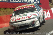 97740 - M. Price / K. Brewer -  Holden  Commodore VS - Bathurst 1997 - Photographer Ray Simpson