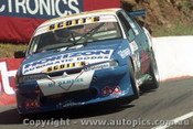 97741 - G. Click / P. Fitzgerald / G. Waldon -  Holden  Commodore VS - Bathurst 1997 - Photographer Ray Simpson