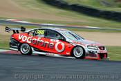 10702 - C. Lowndes / M. Skaife- Holden Commodore VE  Bathurst 2010 - Photographer Craig Clifford