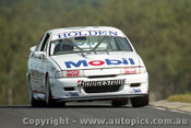 92031 - Peter Brock  Holden Commodore VP - Lakeside 1992 - Photographer Ray Simpson