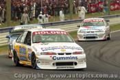 97747 - J. FAULKNER / W. PERCY - Commodore VS - Bathurst 1997 - Photographer Ray Simpson