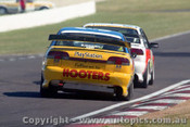 97753 - N. SCHEMBRI / I. LUFF  - Commodore VS - Bathurst 1997 - Photographer Ray Simpson