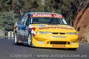 97754 - N. SCHEMBRI / I. LUFF  - Commodore VS - Bathurst 1997 - Photographer Ray Simpson