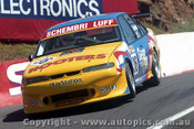 97755 - N. SCHEMBRI / I. LUFF  - Commodore VS - Bathurst 1997 - Photographer Ray Simpson