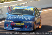 97757 - A. JONES / S. PRUETT / J. BRIGHT - Ford Falcon EL - Bathurst 1997 - Photographer Ray Simpson