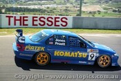97758 - A. JONES / S. PRUETT / J. BRIGHT - Ford Falcon EL - Bathurst 1997 - Photographer Ray Simpson
