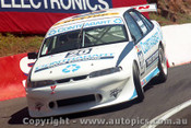 97762 - I. PALMER / J. ENGLISH - Commodore VS - Bathurst 1997 - Photographer Ray Simpson