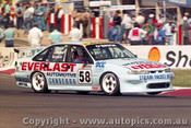 97775 - P. O BRIEN / B. CALLAGHAN /  R. BARNACLE - Commodore VR - Bathurst 1997 - Photographer Ray Simpson