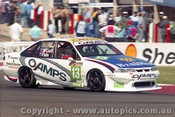 97777 - R. McLEOD / D. PATE - Commodore VR - Bathurst 1997 - Photographer Ray Simpson