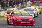 97784 - M. CONWAY / G. MONAGHAN - Ford Falcon EBTT - Bathurst 1997 - Photographer Ray Simpson
