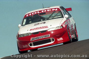 97786 - P. ROMANO / A. GRICE - Commodore VS - Bathurst 1997 - Photographer Ray Simpson