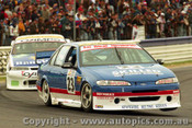 97789 - R. HISLOP/ T. BRIGGS - Ford Falcon EF - Bathurst 1997 - Photographer Ray Simpson