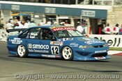 97796 - B. WILLIAMS / P. GOVER - Commodore VS - Bathurst 1997 - Photographer Ray Simpson