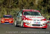 97802 - J. BARGWANNA / M. NOSKE - Commodore VS - Bathurst 1997 - Photographer Ray Simpson