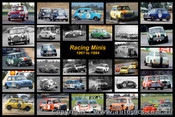 Minis - A collection of 30 photos of Racing Minis from 1961 to 1994