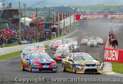 205700 - The start of the 2005 Supercheap Auto Bathurst 1000