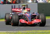 207505 - L. Hamilton McLaren - Australian Grand Prix Albert Park Melbourne 2007 - Photographer Marshall Cass