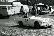 64415 - Doug Macarthur - Austin Healey Sprite - Catalina 1964 - Photographer Lance J Ruting