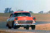 66084 - Bill  Warner Chevrolet V8  - Oran Park 1966 - Photographer Lance J Ruting