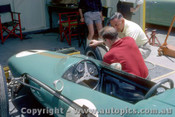 62538 - Jack Brabham - Brabham Climax - AGP  Caversham  1962 - Photographer Laurie Johnson