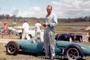 62543 - Frank Gardner - Brabham - Lakeside 1962 - Photographer Laurie Johnson