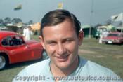 63572 - Bruce McLaren -  Warwick Farm -  10th Feb. 1963  - Photographer Laurie Johnson
