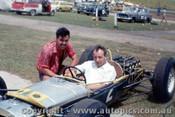 63577 - John Surtees Lola Climax Lakeside  1963  - Photographer Laurie Johnson