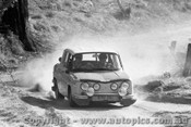 71955 - Bob Watson Renault R8 Gordini  KLG Rally October 1971 - Photographer Lance Ruting