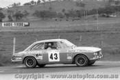 74752  -  J. French / Dick Johnson  Alfa Romeo  -  Bathurst 1974 - Photographer Lance J Ruting