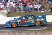 98722 - J. BRIGHT / S. RICHARDS - Ford Falcon EL - Bathurst 1998 - Photographer Marshall Cass