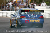 98724 - J. BRIGHT / S. RICHARDS - Ford Falcon EL - Bathurst 1998 - Photographer Marshall Cass