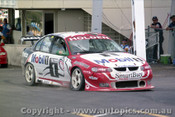 C. LOWNDES / M. SKAIFE - Commodore VT - Bathurst 1998 - Photographer Marshall Cass