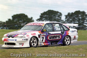 98736 - D. HOSSASK / D. PATE - Commodore VS - Bathurst 1998 - Photographer Marshall Cass