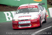 98750 - P. ROMANO / S. ELLERY - Commodore VS - Bathurst 1998 - Photographer Marshall Cass