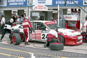 98752 - P. ROMANO / S. ELLERY - Commodore VS - Bathurst 1998 - Photographer Marshall Cass